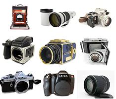 伊達な出張買取キュリオス、カメラを高値買取強化中!
